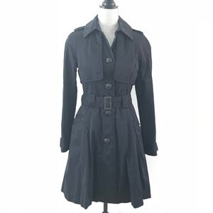 Ted baker Black trench